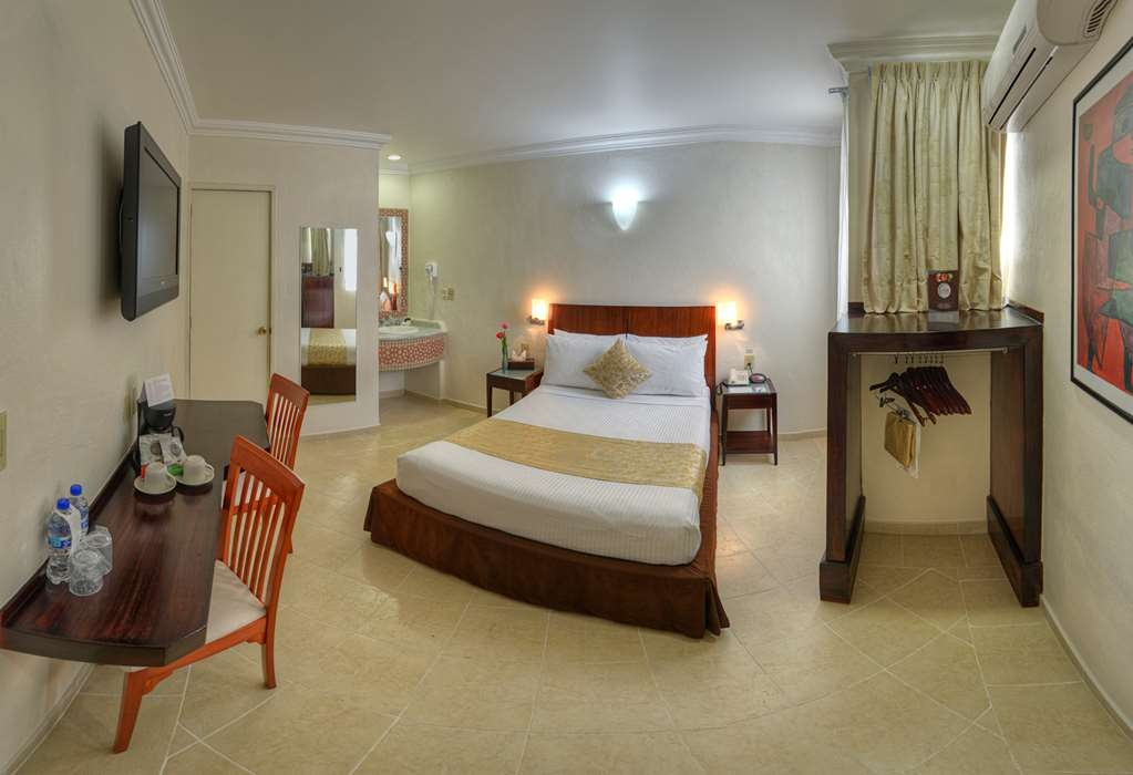 Best Western Taxco - Our Standard Room has a modern style, equipped with one double bed, perfect for 1 or 2 people.