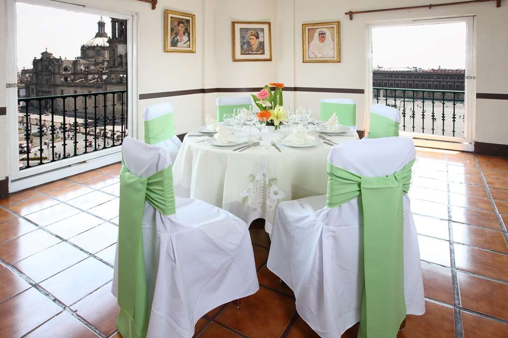 Best Western Hotel Majestic - Salle de réunion