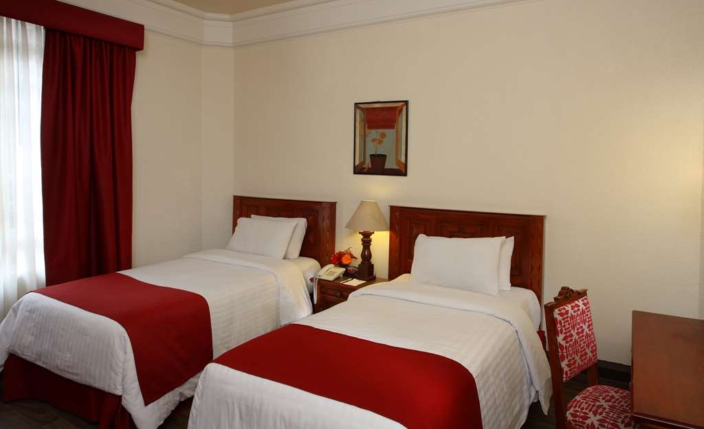 Best Western Hotel Majestic - 2 single beds room, maximum 2 persons,View subject to availability