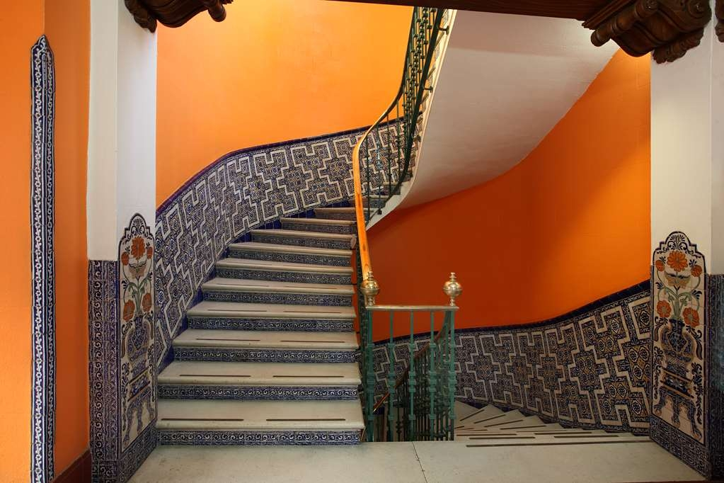 "Best Western Hotel Majestic - Decorated with ""Talavera"" of Puebla"