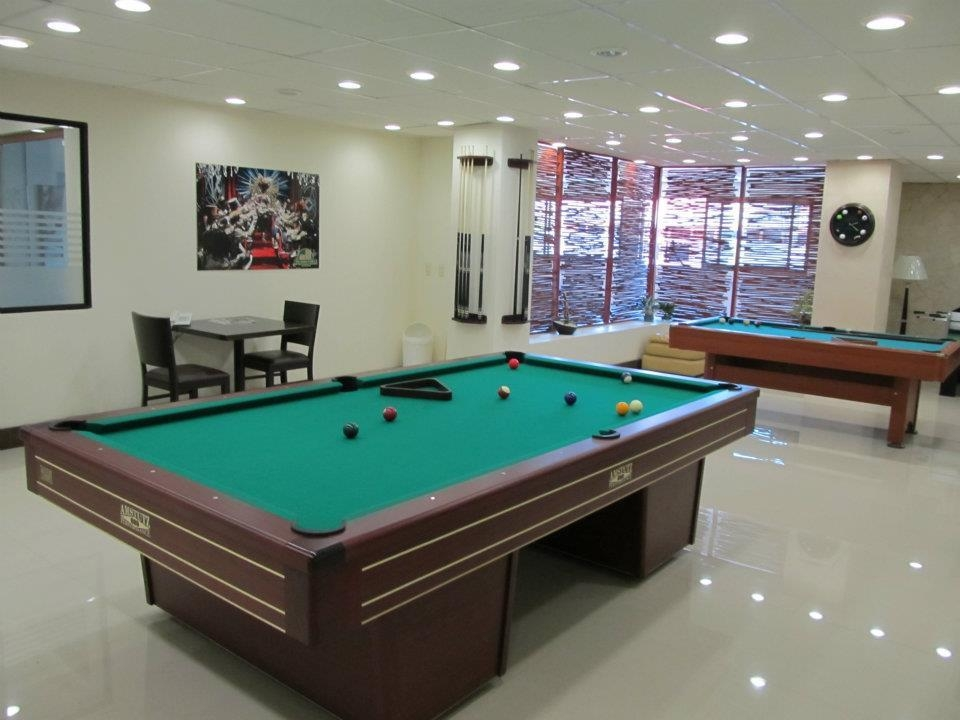Best Western Gran Plaza - Game Room