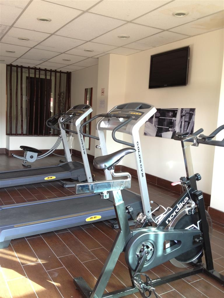 Best Western Gran Plaza - Exercise Facility
