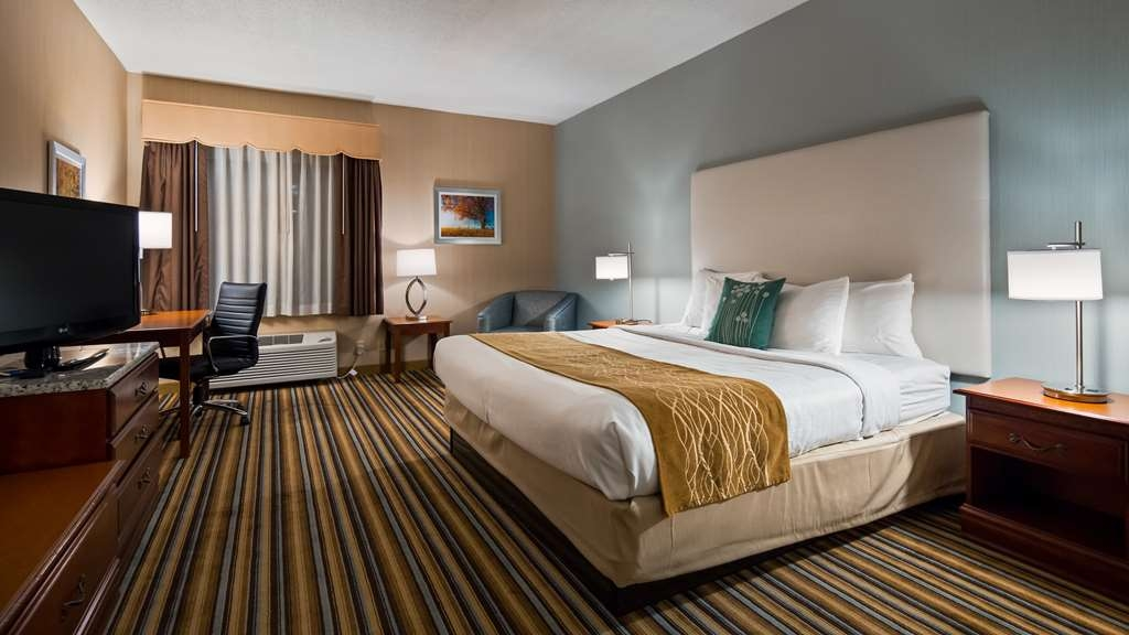Best Western Plus New England Inn & Suites - Camere / sistemazione