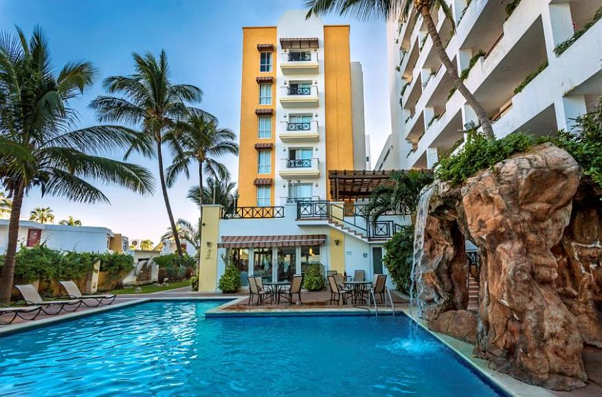 Best Western Hotel Posada Freeman Zona Dorada - Aussenansicht