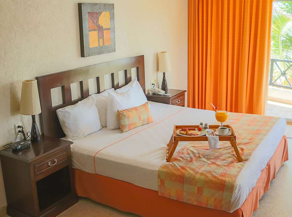 Best Western Hotel Posada Freeman Zona Dorada - Standard Two Double Bed Room