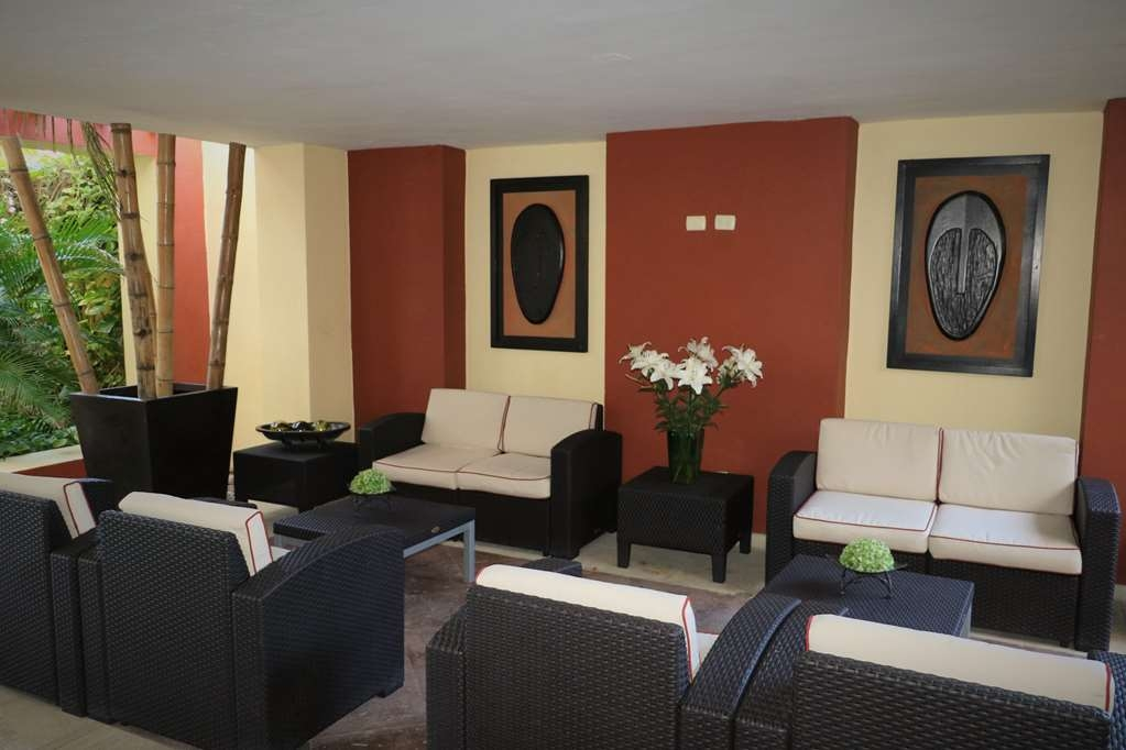 Best Western Hotel Posada Freeman Zona Dorada - Sitting Area