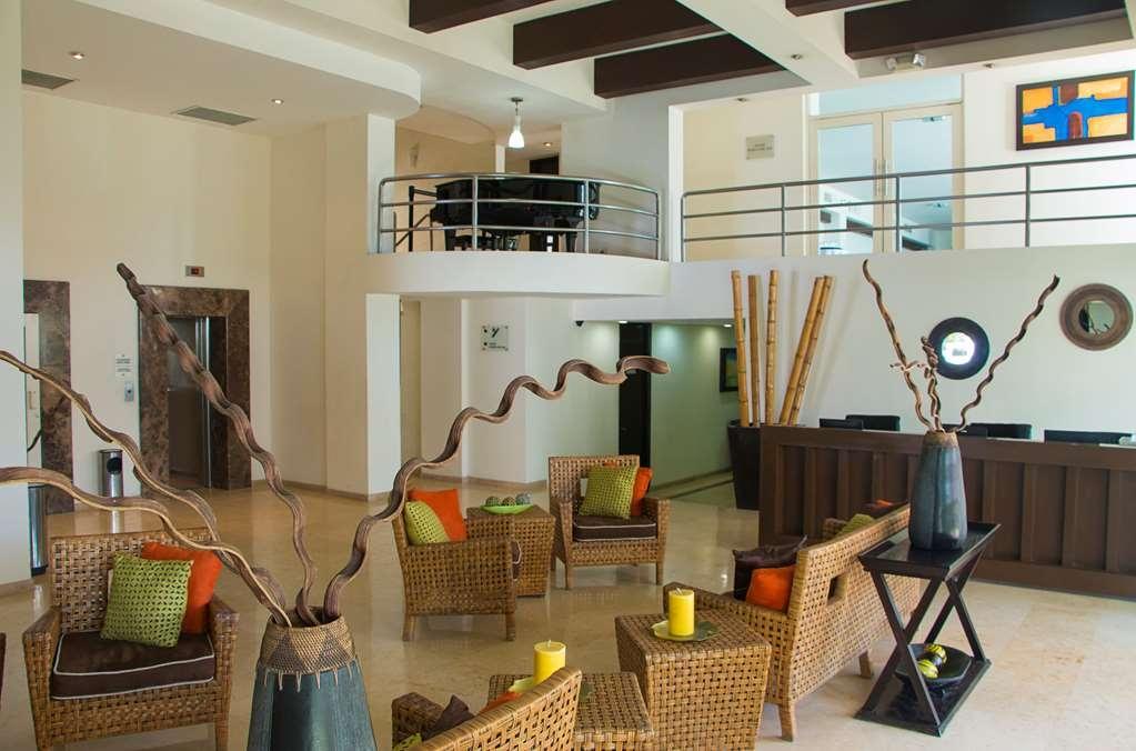 Best Western Hotel Posada Freeman Zona Dorada - Hall