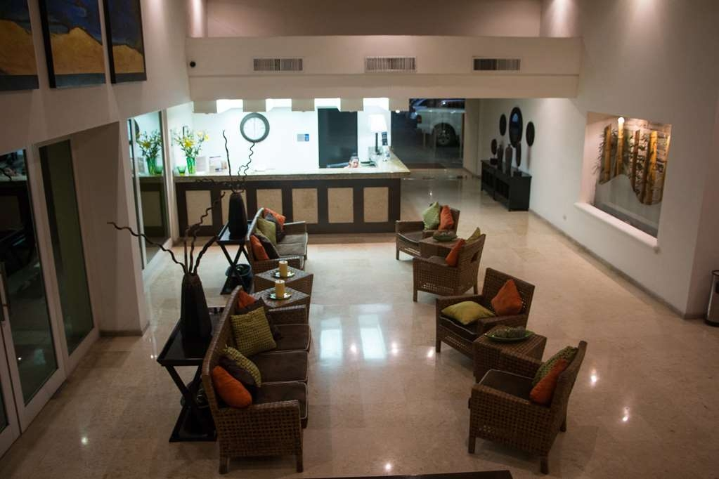 Best Western Hotel Posada Freeman Zona Dorada - Reception