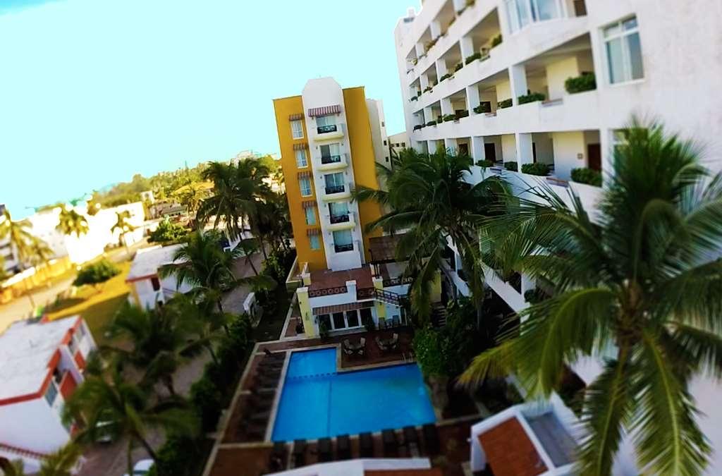 Best Western Hotel Posada Freeman Zona Dorada - Facciata dell'albergo