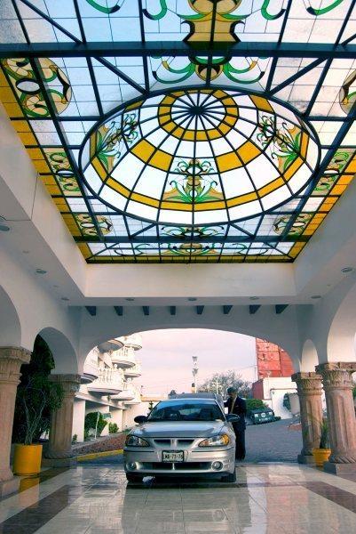Best Western Toluca - Entrance