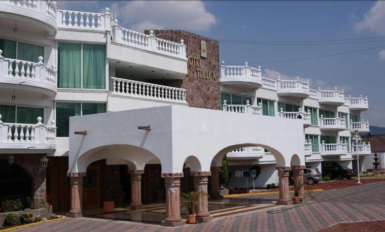 Best Western Toluca - Außenansicht