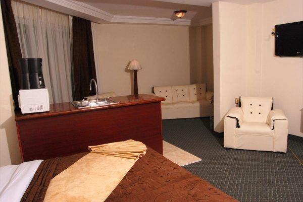Best Western Toluca - Gästezimmer