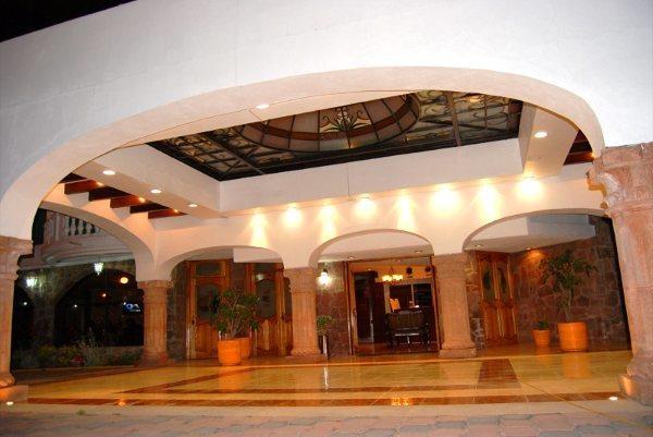 Best Western Toluca - Eingang