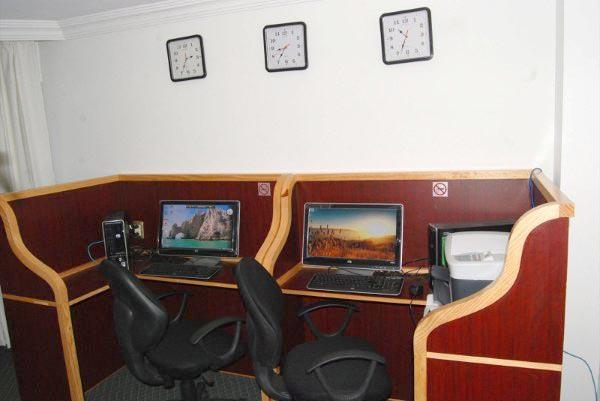 Best Western Toluca - Business Center