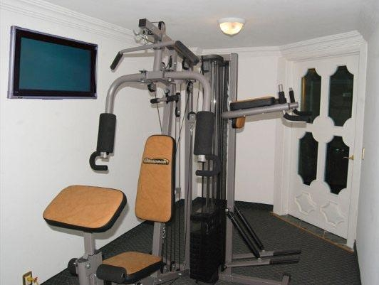 Best Western Toluca - Fitness Center
