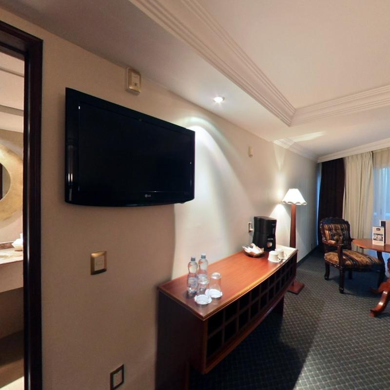Best Western Toluca - Single Room with Flat Screen TV
