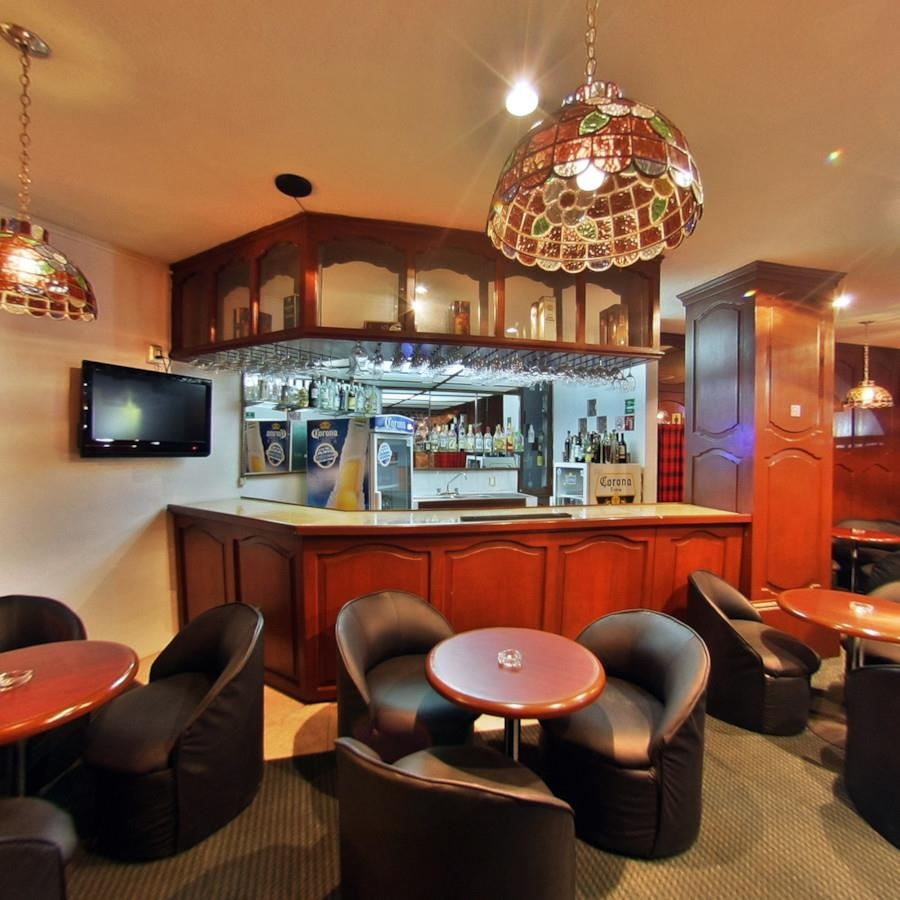 Best Western Toluca - Bar/Lounge