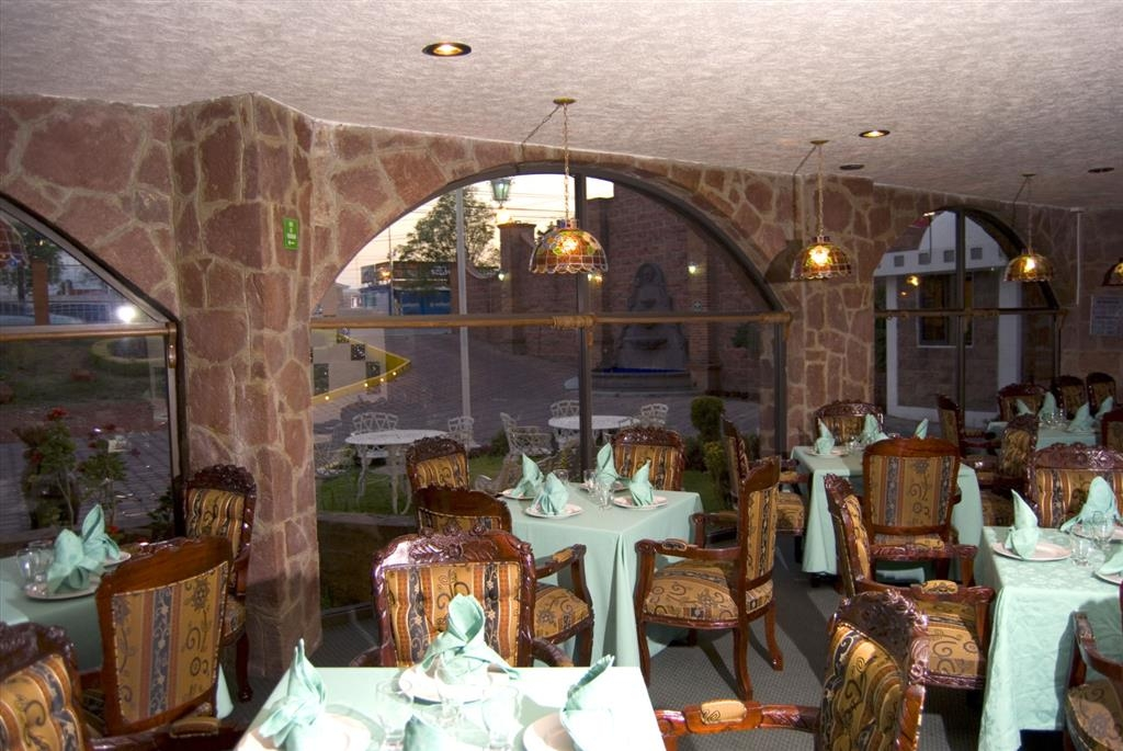 Best Western Toluca - Arcos Restaurant