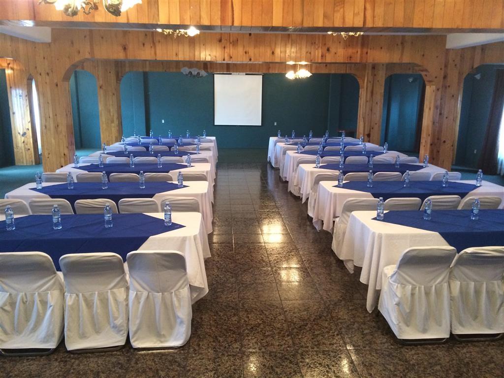 Best Western Toluca - Besprechungszimmer