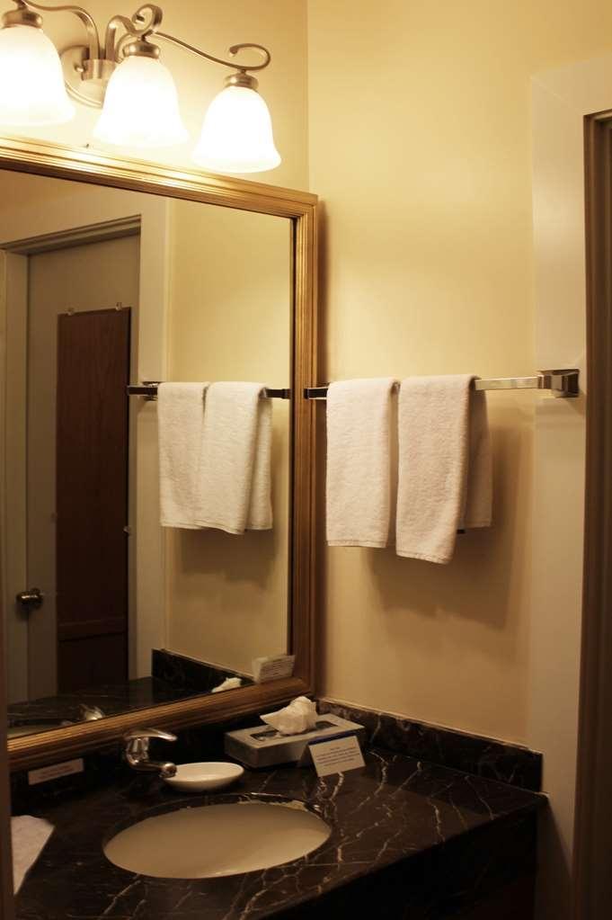 Best Western Cumbres Aeropuerto - Salle de bain