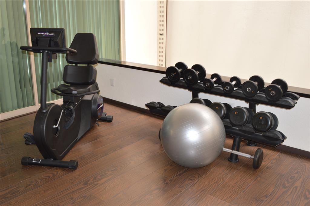 Best Western Tequisquiapan - Fitnessstudio