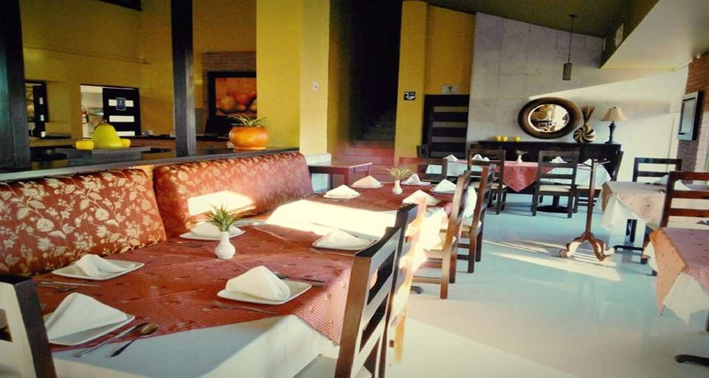 Best Western Tequisquiapan - Excellent place to eat