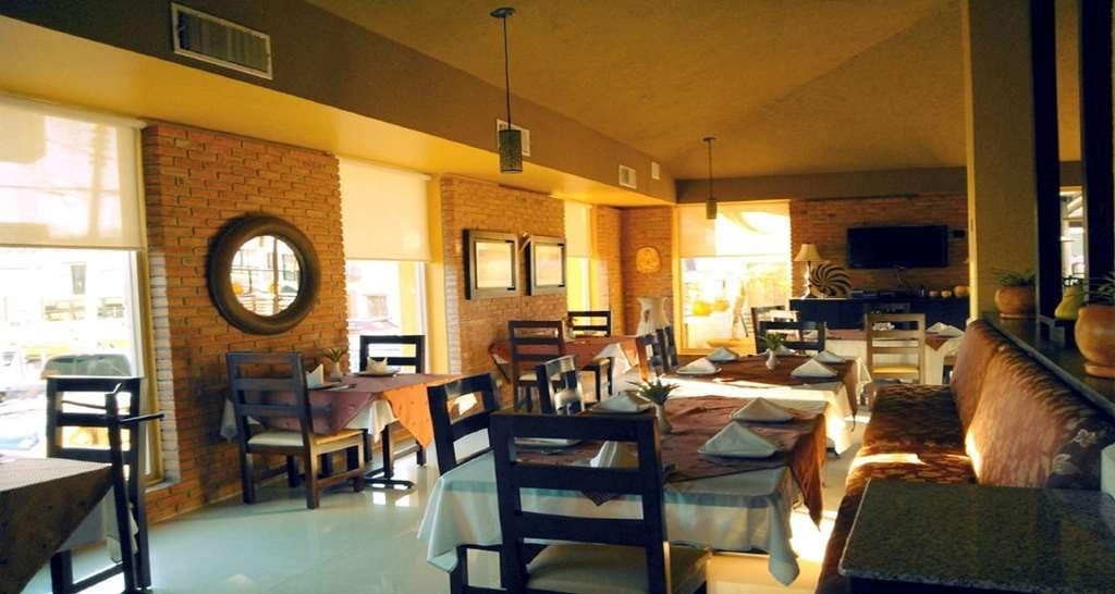 Best Western Tequisquiapan - Restaurant / Gastronomie
