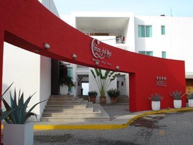 Best Western Plus Luna del Mar - Entrée de l'hôtel