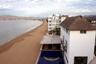 Best Western Plus Luna del Mar - Vue de l'extérieur
