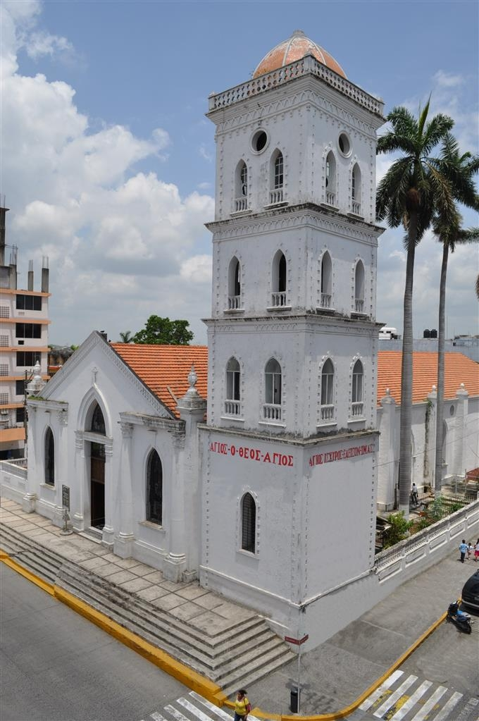 Best Western Riviera Tuxpan - Iglesia