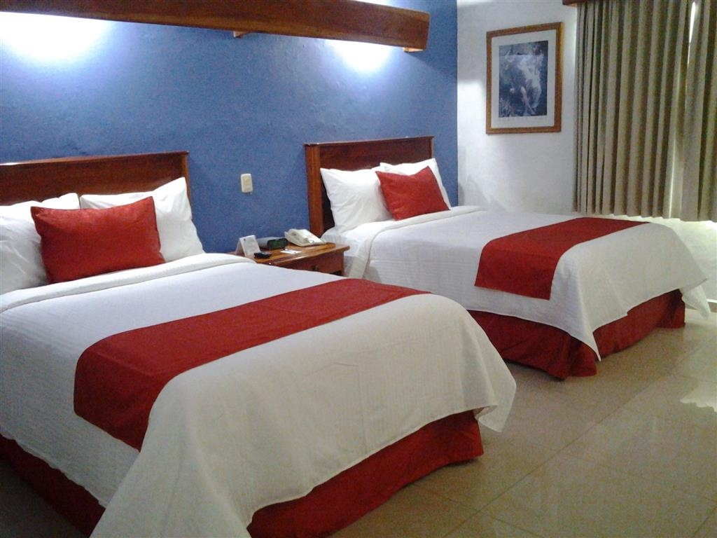 Best Western Riviera Tuxpan - Two Double Beds