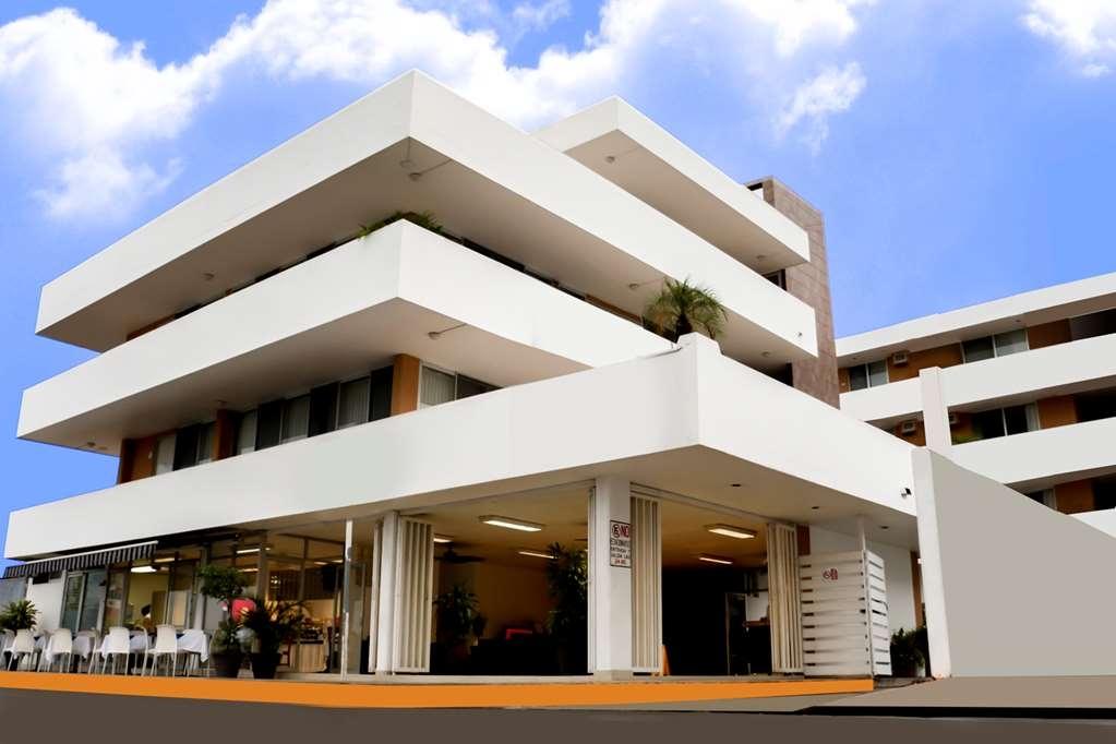 Best Western Riviera Tuxpan - Facciata dell'albergo