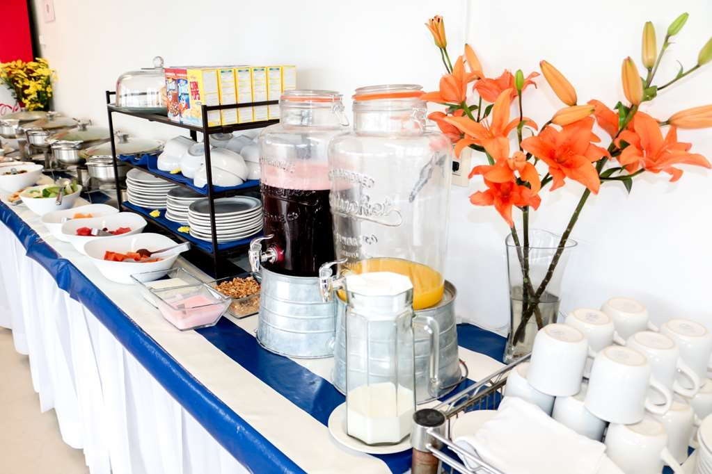 Best Western Riviera Tuxpan - buffet