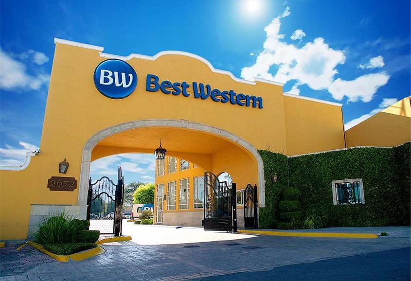 Best Western Saltillo - Vue extérieure