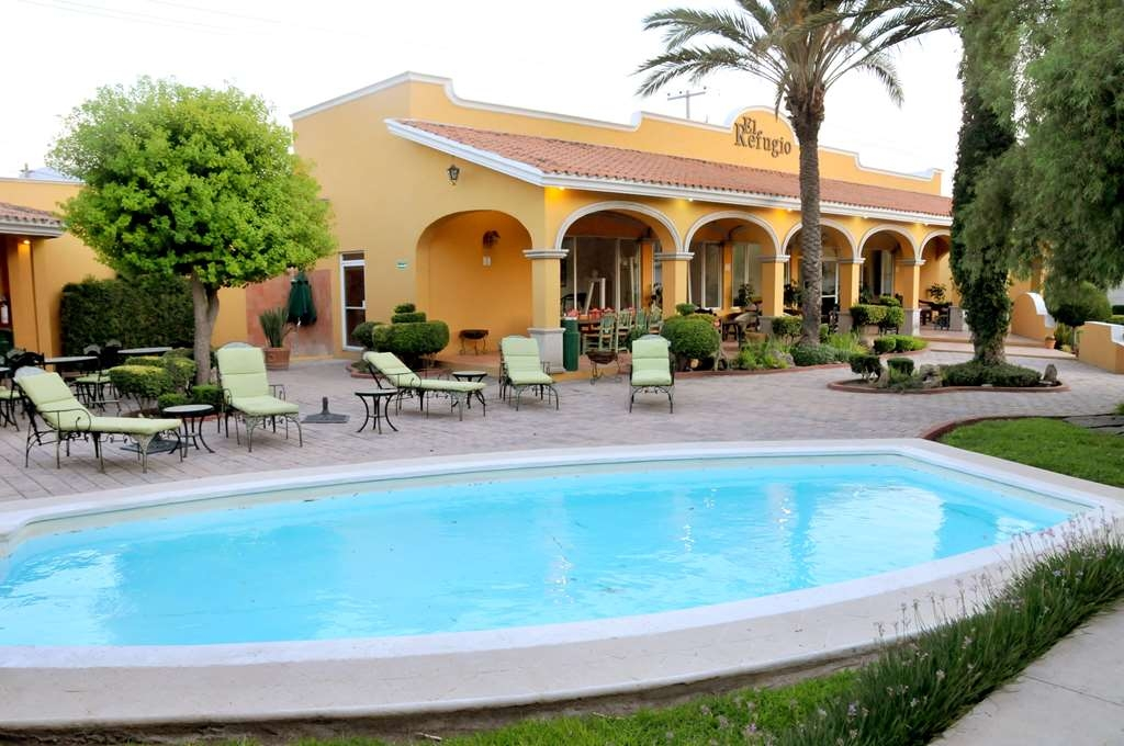 Best Western Saltillo - Pool