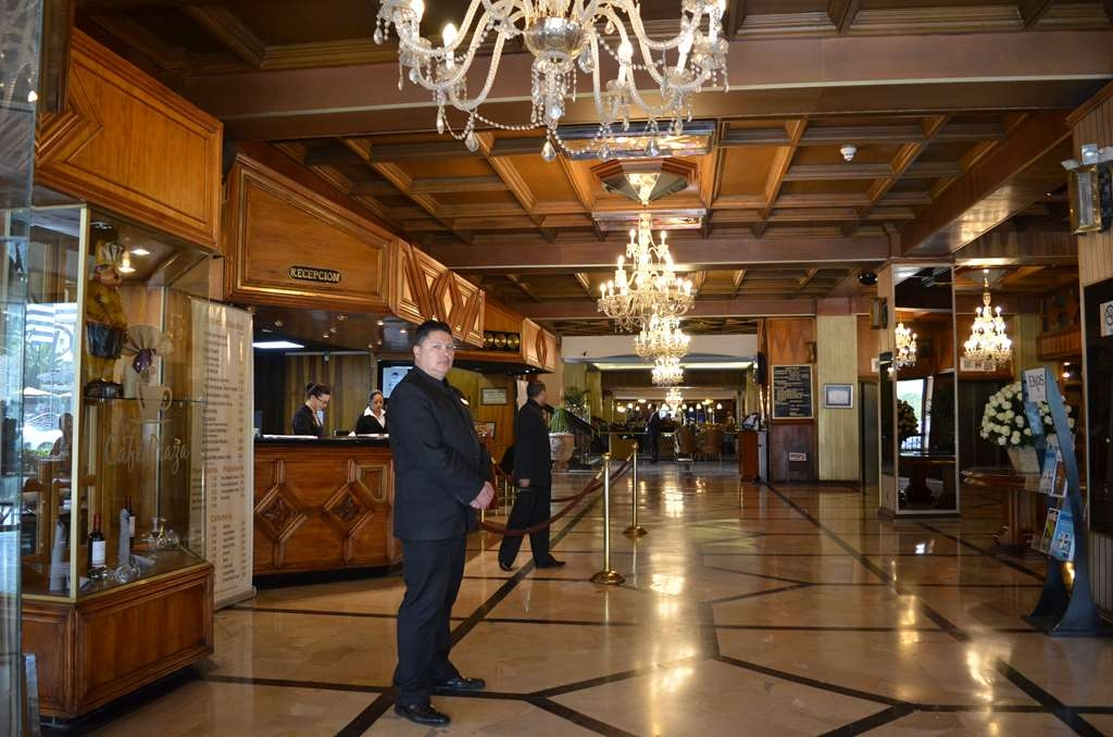 Best Western CPlaza Hotel - Hall