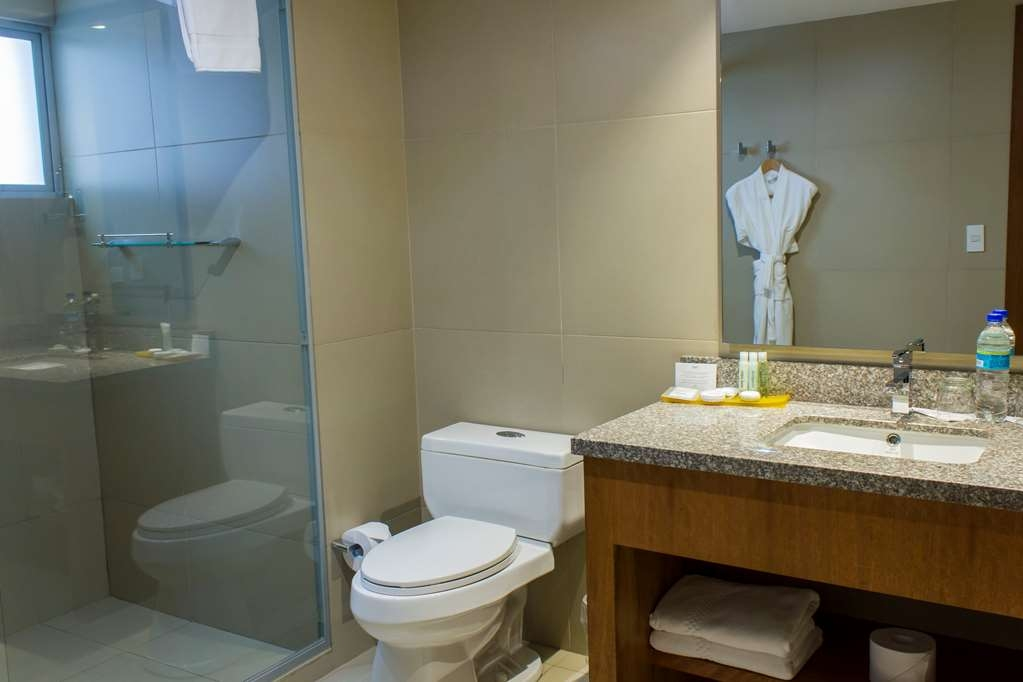 Best Western Hotel Zen - Badezimmer