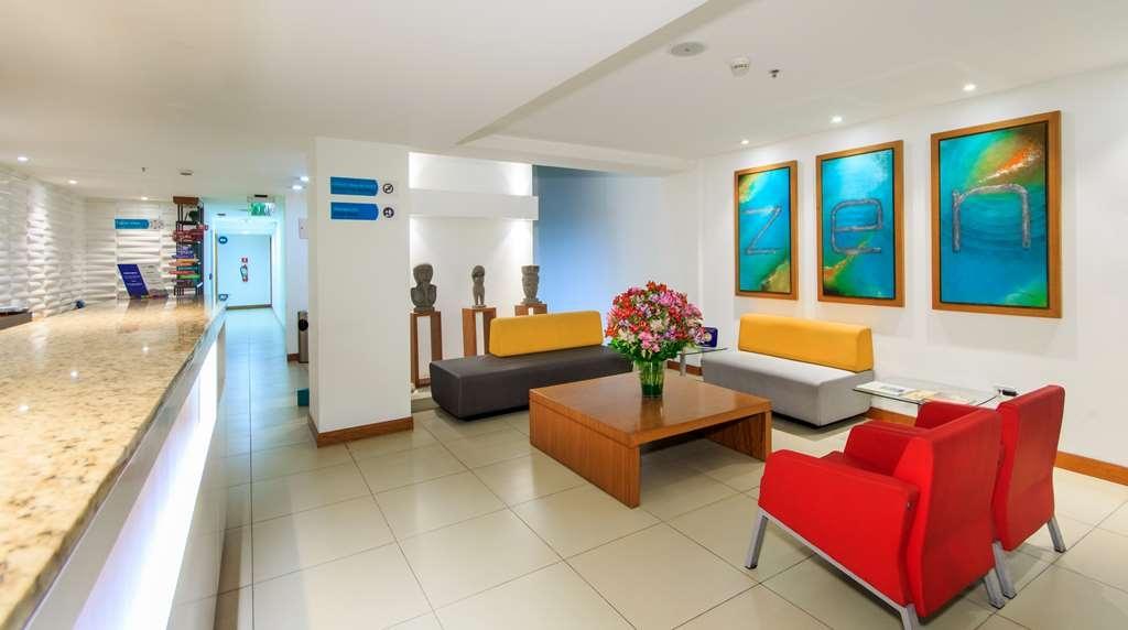 Best Western Hotel Zen - Hall
