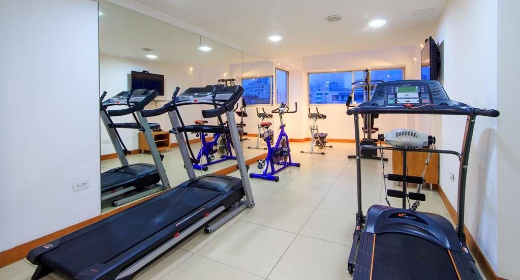 Best Western Hotel Zen - Sala fitness
