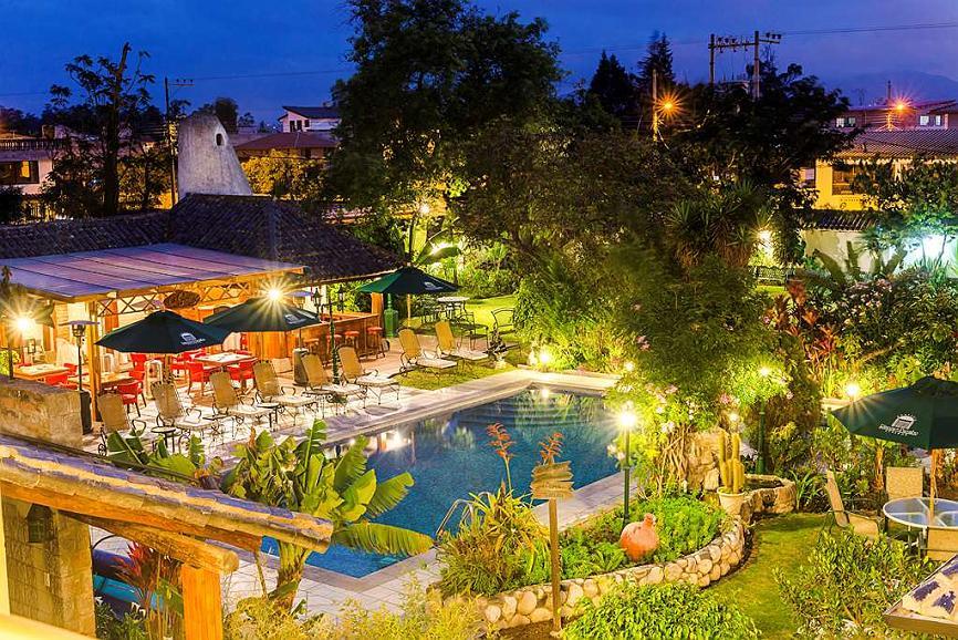 Hotel Rincon de Puembo, BW Signature Collection - Aussenansicht