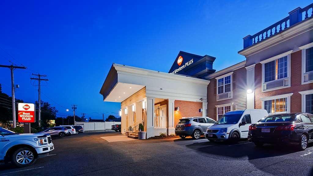 Best Western Plus Fairfield Hotel - Facciata dell'albergo