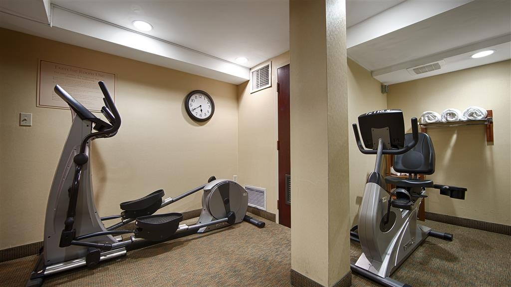 Best Western Plus Fairfield Hotel - Fitnessstudio