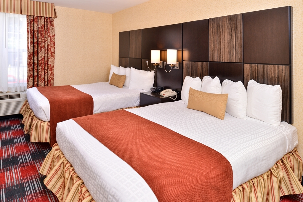 Best Western Plus Fairfield Hotel - Chambres / Logements