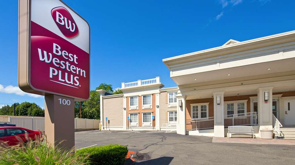 Best Western Plus Fairfield Hotel - Außenansicht