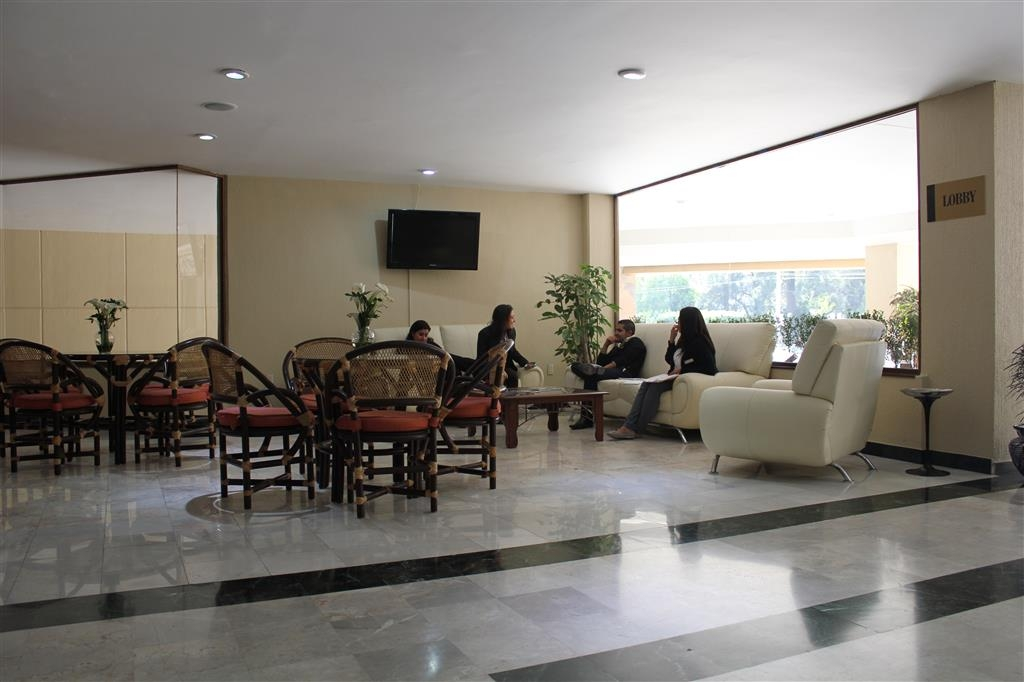 Best Western Plus Plaza Florida & Tower - Hotelhalle