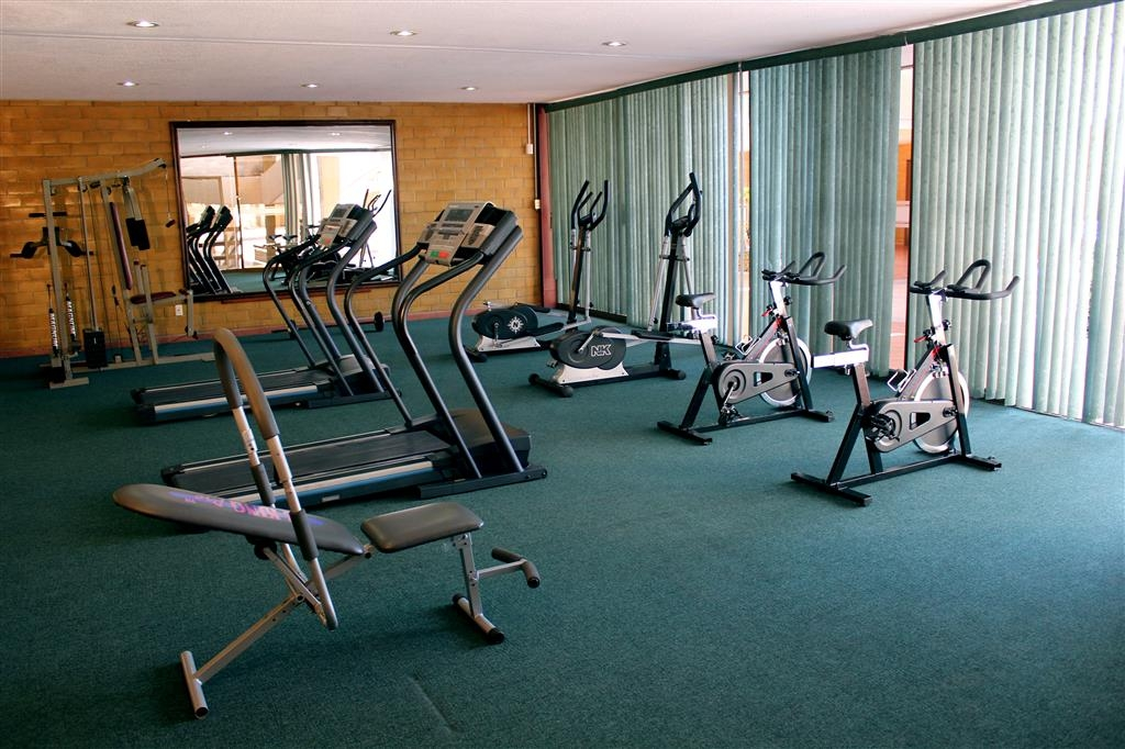Best Western Plus Plaza Florida & Tower - Centro fitness