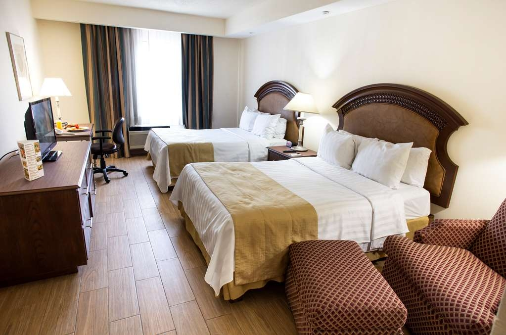 Best Western Plus Monterrey Colon - Superior room with 2 double beds