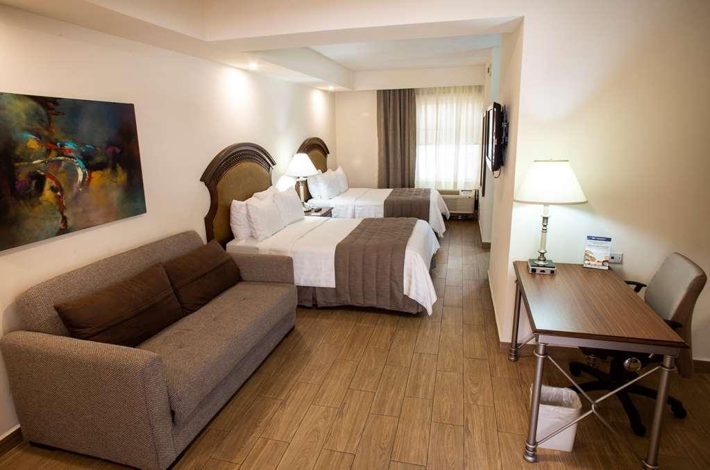 Best Western Plus Monterrey Colon - Junior Suite with 2 double beds