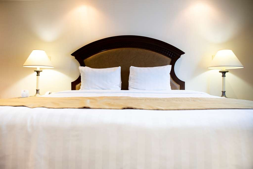 Best Western Plus Monterrey Colon - Comfortable king bed