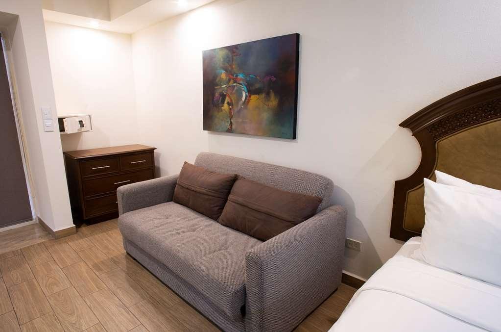 Best Western Plus Monterrey Colon - habitación de huéspedes-amenidad
